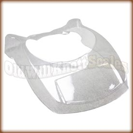 Adam Equipment - 308232033 - Clear In Use Cover