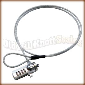 Adam Equipment - 700100046 - Security Cable and Lock
