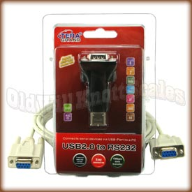 A&D AX-USB-2920-9P USB to 9 Pin RS232 Converter