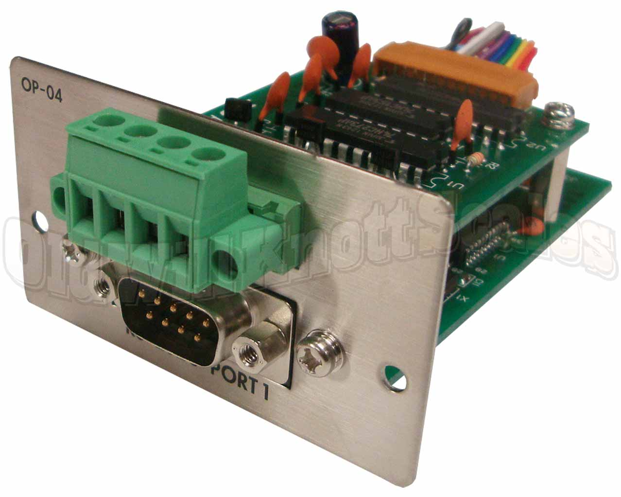 A&D FC-04i RS232 & Relay Output