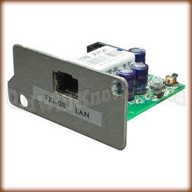 A&D FXI-08 Ethernet Interface