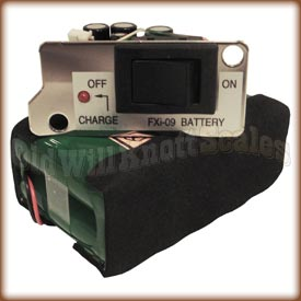 A&D FXI-09 Rechargeable Battery