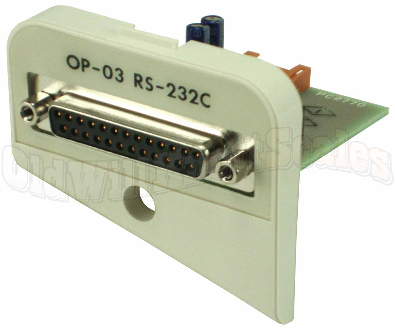 A&D HD-03 RS232 Interface and Current Loop
