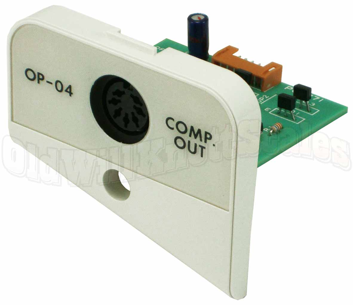 A&D HD-04 Comparator Output