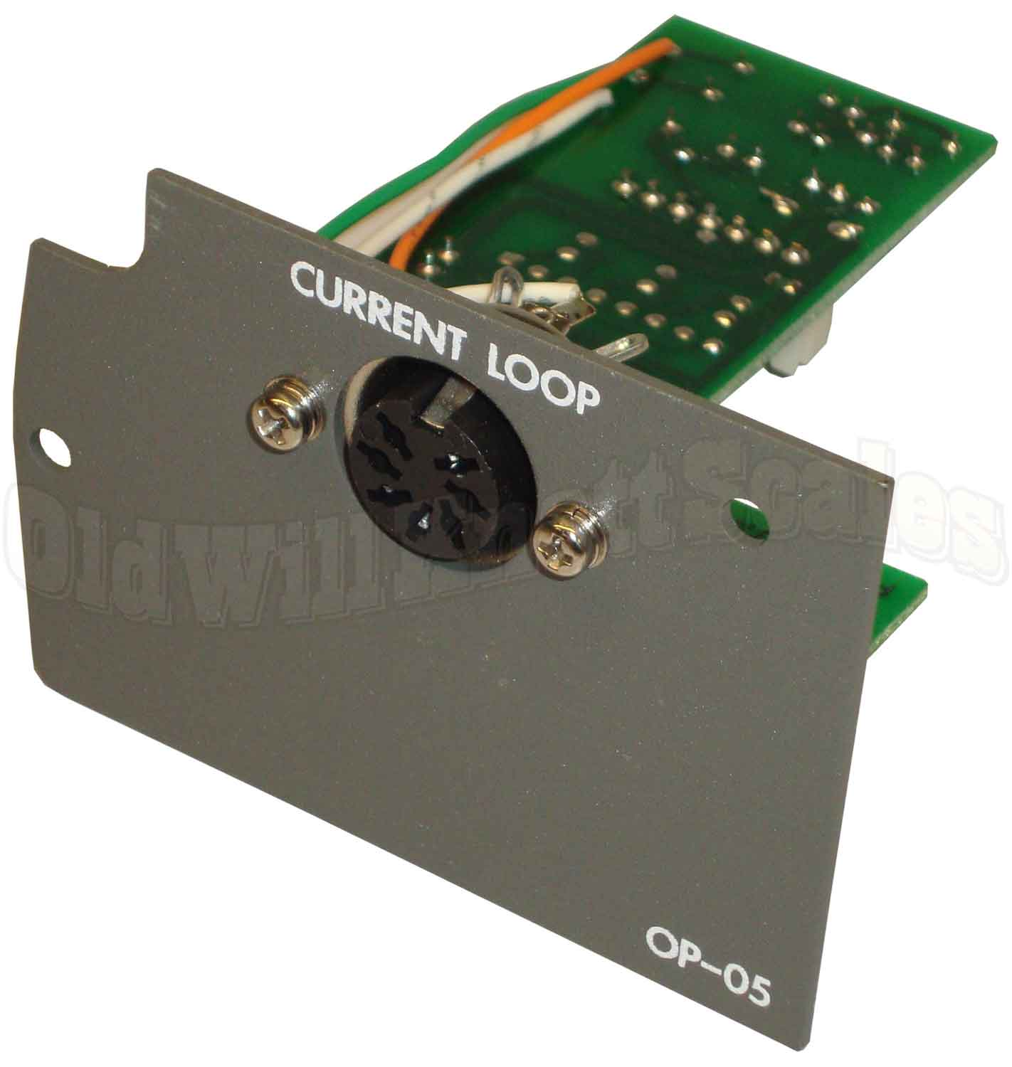 A&D HR-05 20mA Current Loop Interface