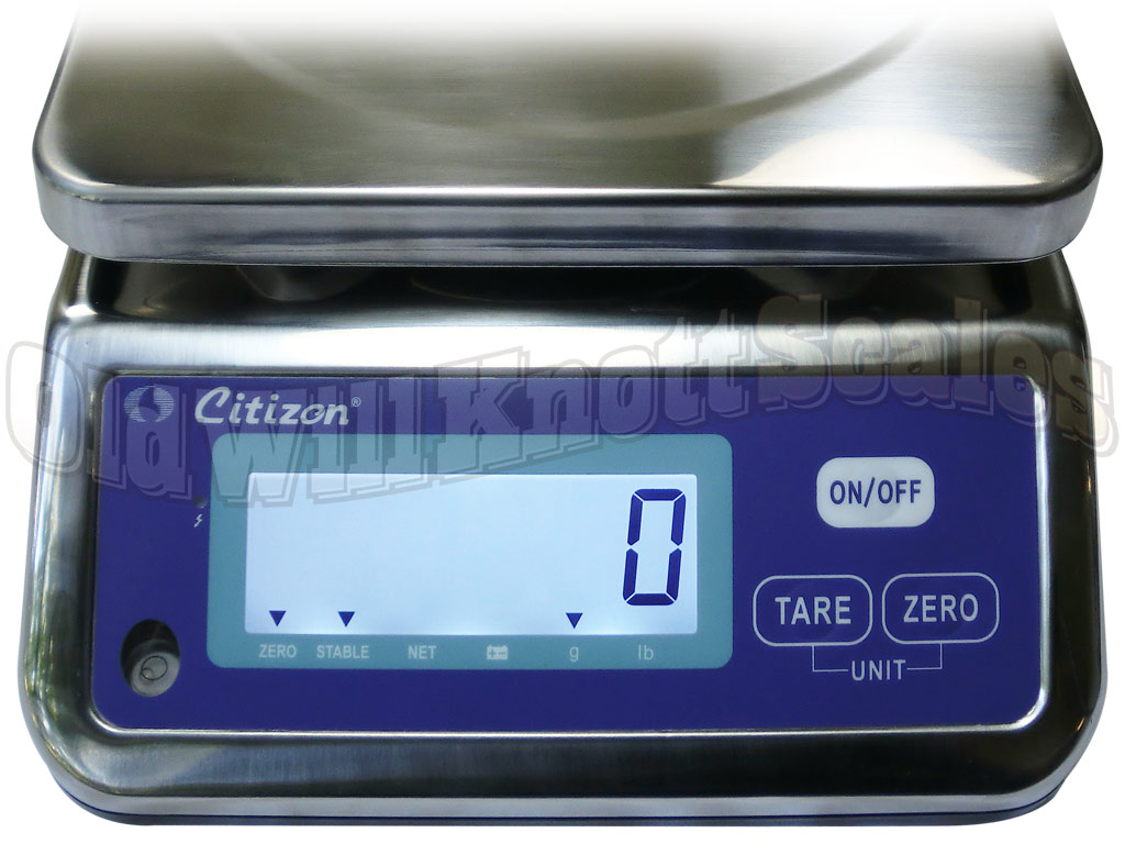 Citizen - CWP-6 - Display