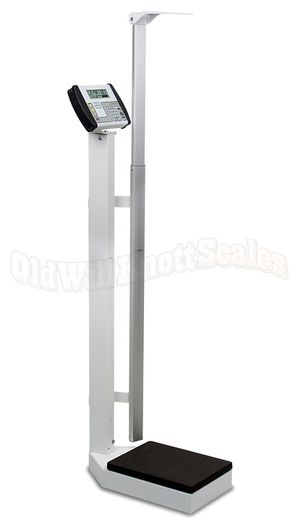 Detecto 6437DHR - Digital Height Rod Included