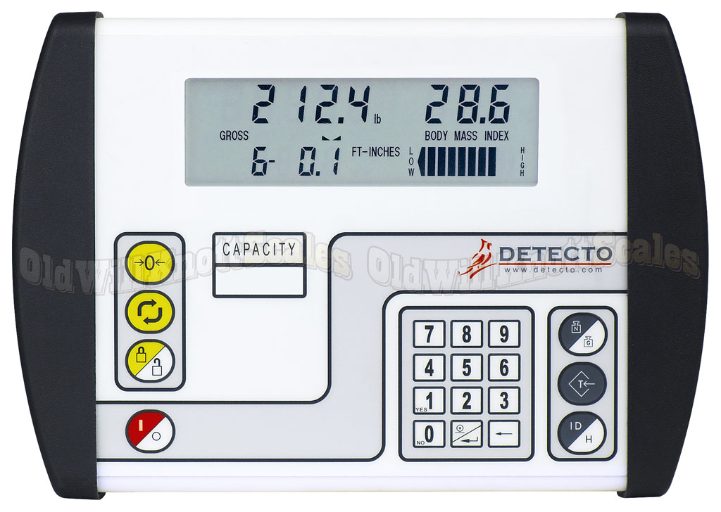 Detecto - 8430S - Digital Indicator