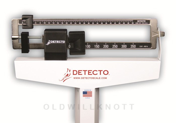 Detecto - 2491 - Weighing Beams