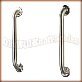 Detecto GBSS18-WM Stainless Steel Grab Bar 18%27%27