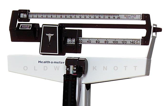 Healthometer - 402KL - Beams