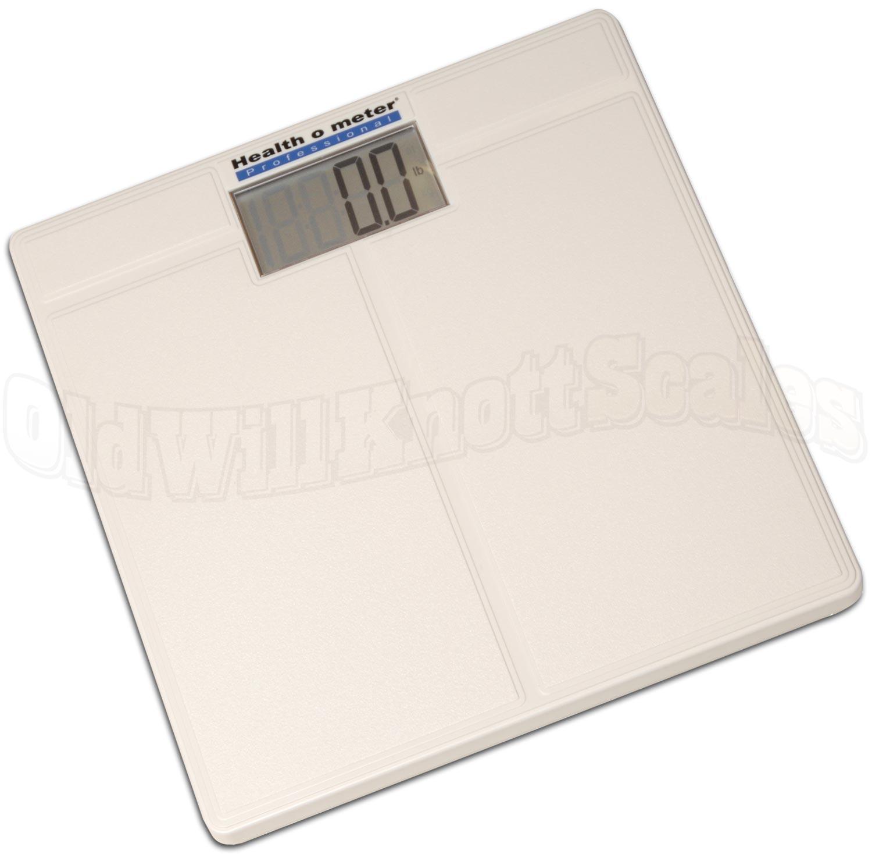 Health o meter 800kls digital bathroom scale for Big w bathroom scales