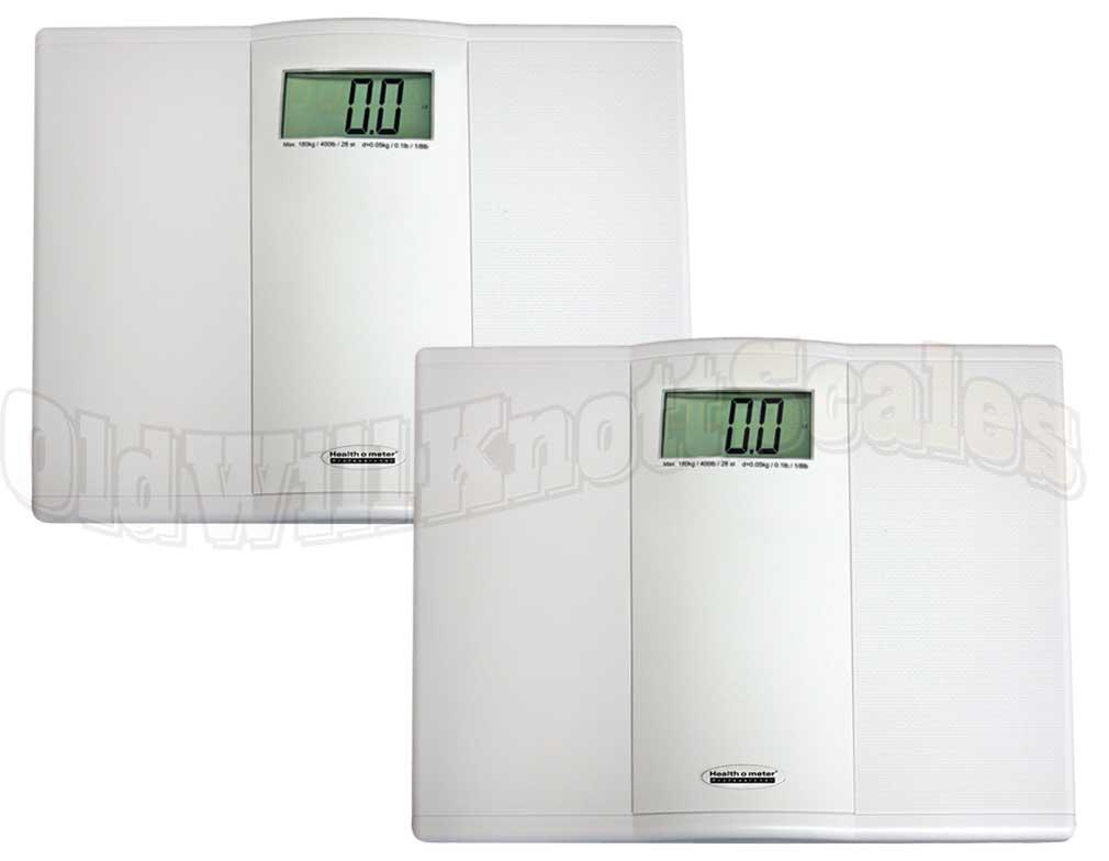 Health o meter 822kl 2 pack of digital bathroom scales for Big w bathroom scales