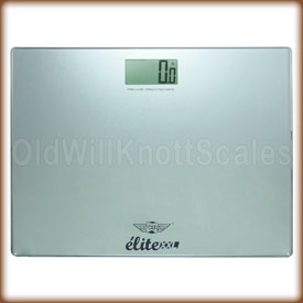 My Weigh Elite XXL - Silver