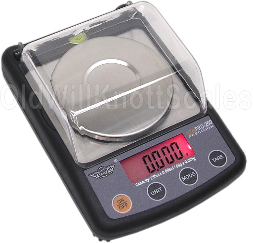 My Weigh Gempro 250 Compact Precision Scale