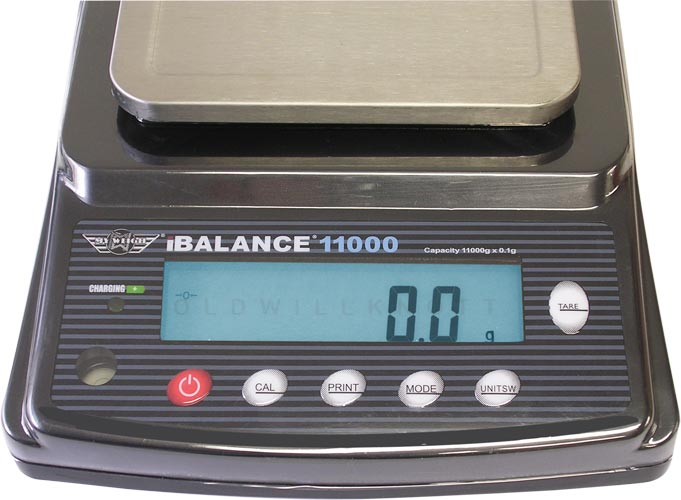 My Weigh - iBalance i11000 - Front Display Panel