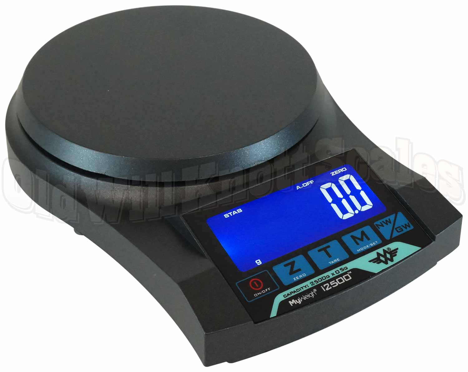 My Weigh - iBalance i2500 - Without Bowl