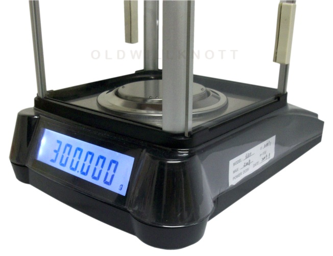 My Weigh - iBalance i311 - Rear View
