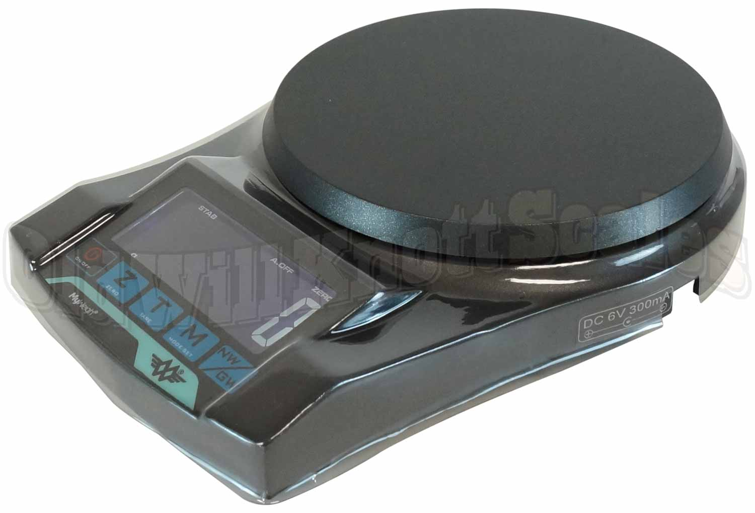 My Weigh - i5000 - With Cover