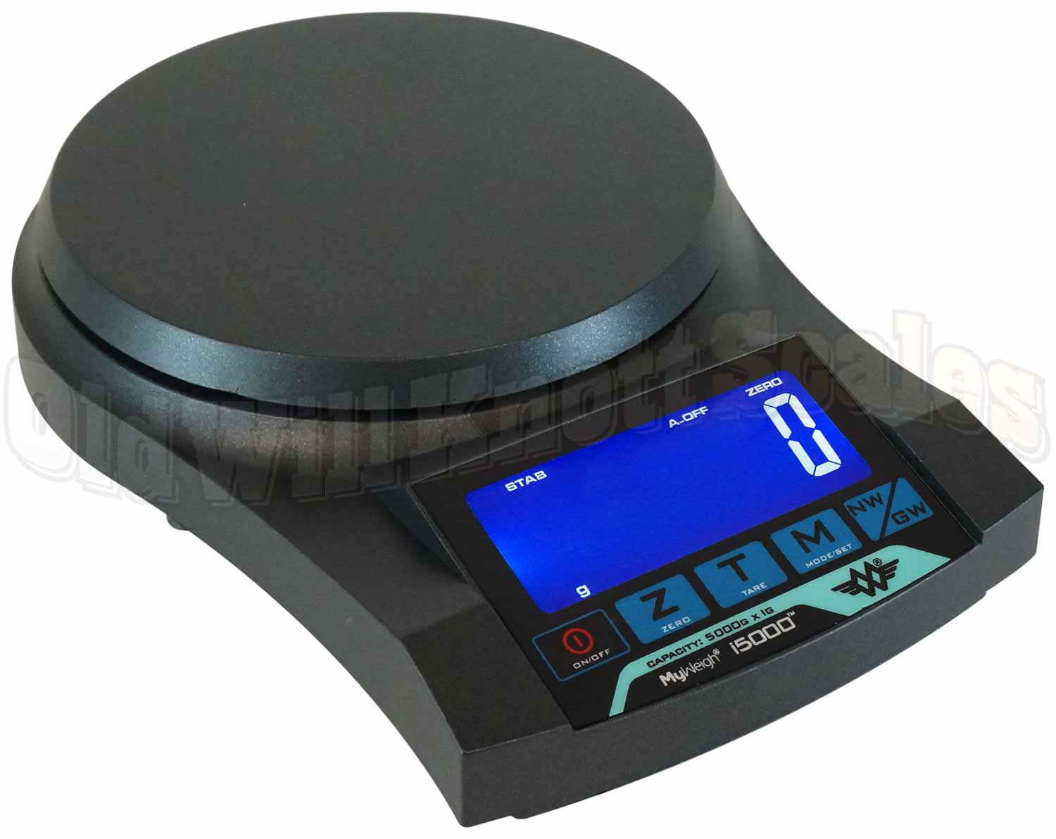 My Weigh - i5000 - Without Bowl