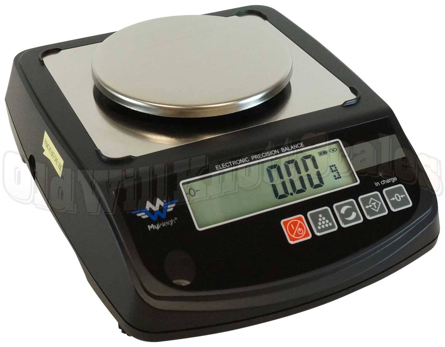 My Weigh - i601 - Without Draft Shield