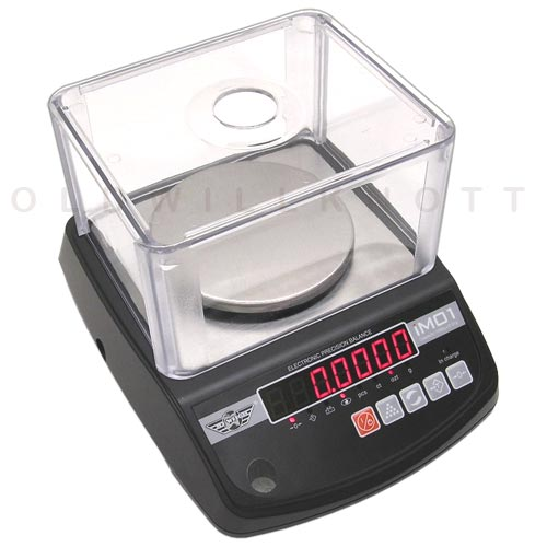 My Weigh iBalance M01 (iM01)