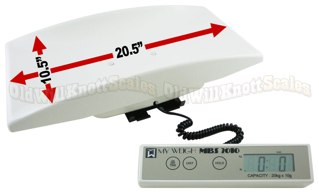 My Weigh MBS-2010