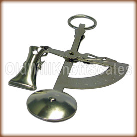 My Weigh Metal Hand Scale - Silver