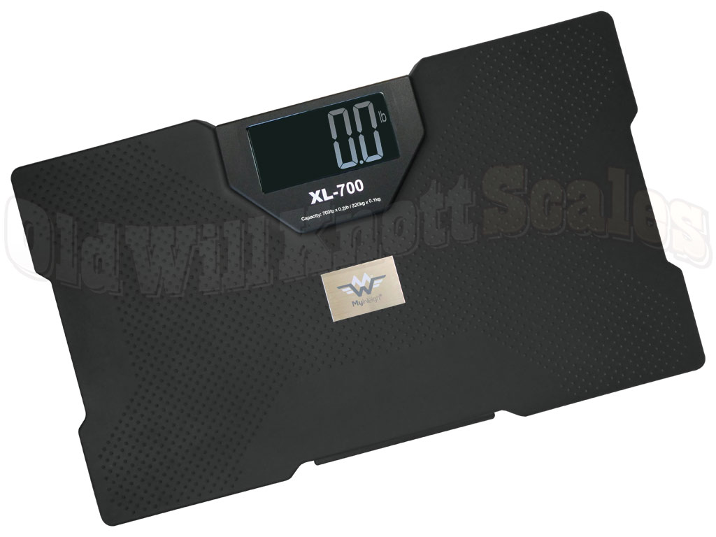 Bathroom Scale With Remote Display - My weigh xl700