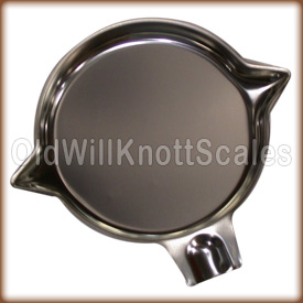 Ohaus 80251315 Replacement Pan