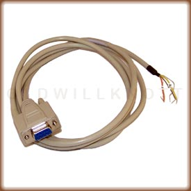 Ohaus 80500552 9 Pin RS232 Cable