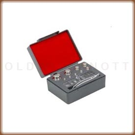 E2 Calibration Weight Set - (200g - 1mg) 23pc