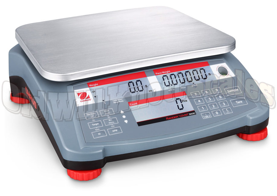 Ohaus Ranger Count 3000 RC31P6 AM
