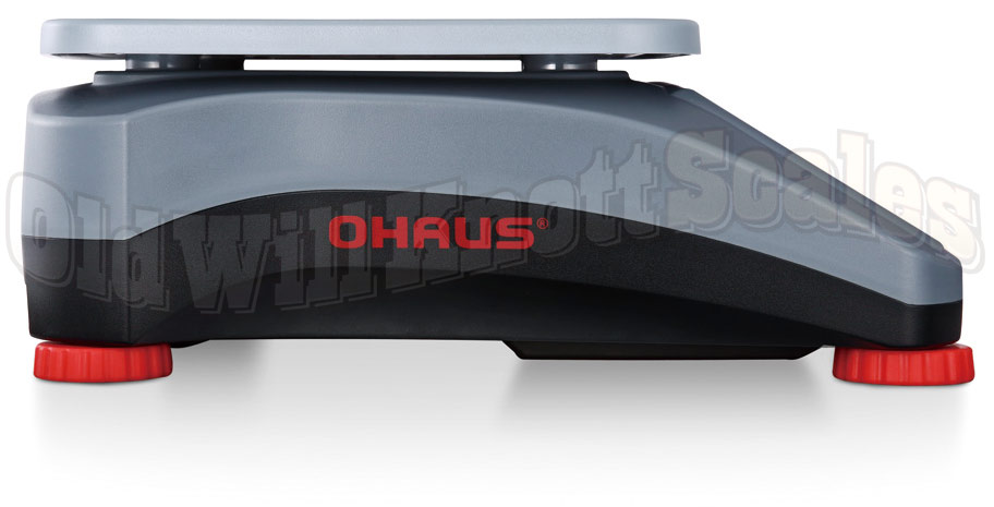 Ohaus - Ranger RC31P6 - Side View