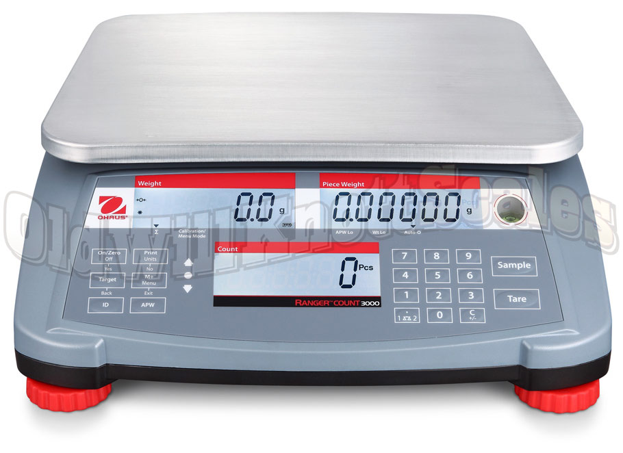 Ohaus - Ranger RC31P1502 - Front View
