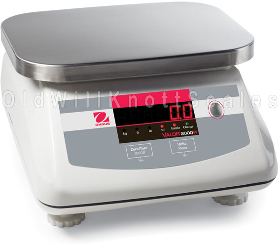 Ohaus Valor 2000 Series