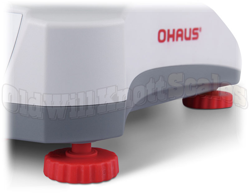 Ohaus - Valor Valor 2000W V22PWE1501T - Adjustable Feet