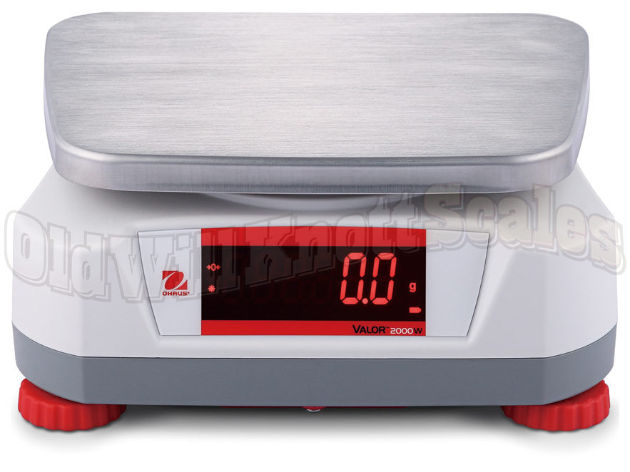 Ohaus - Valor Valor 2000W V22PWE1501T - Rear View
