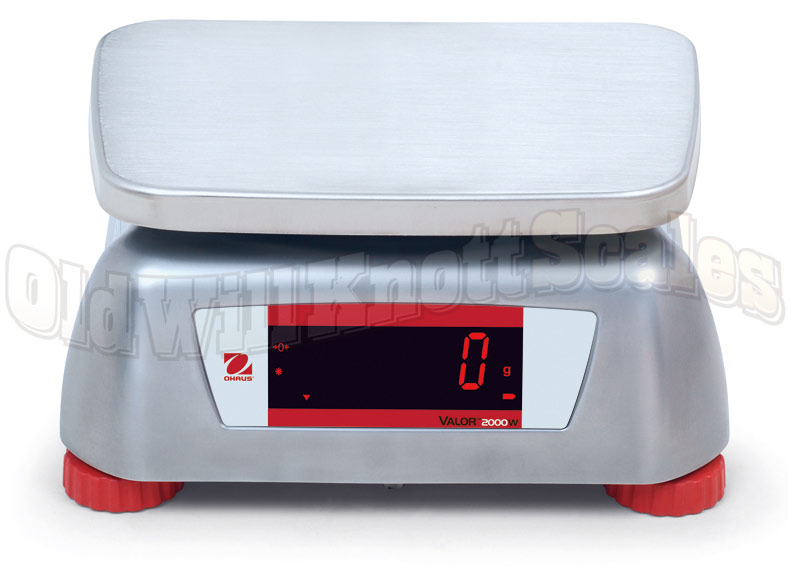 Ohaus - Valor Valor 2000W V22XWE15T - Rear View