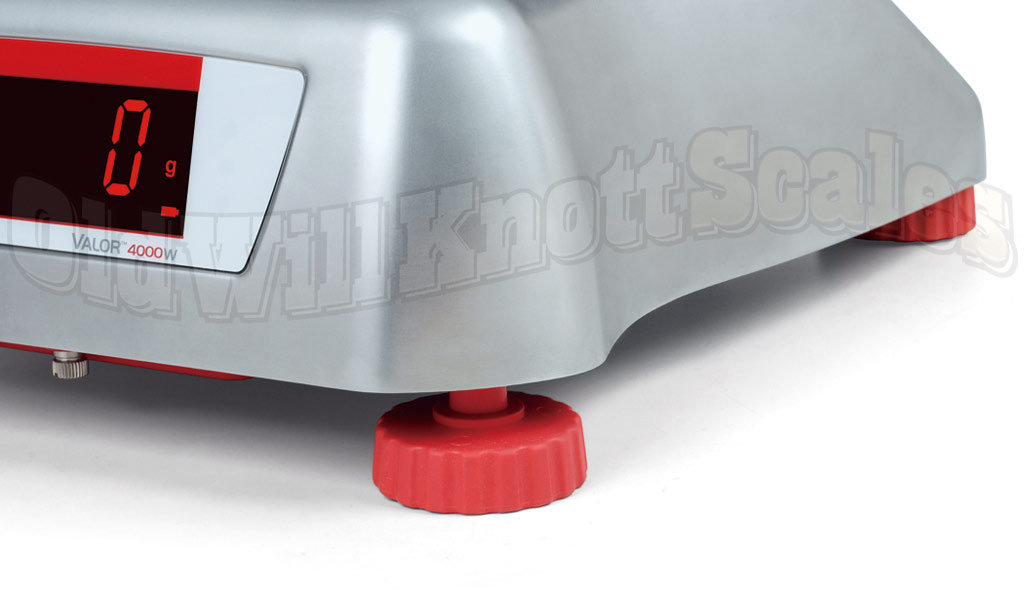 Ohaus - Valor Valor 4000W V41XWE3T - Adjustable Feet