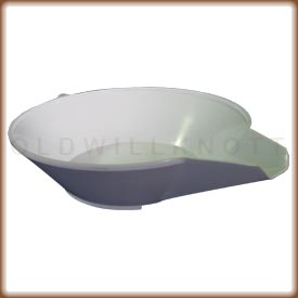 Penn Scale 10RD Plastic Scoop