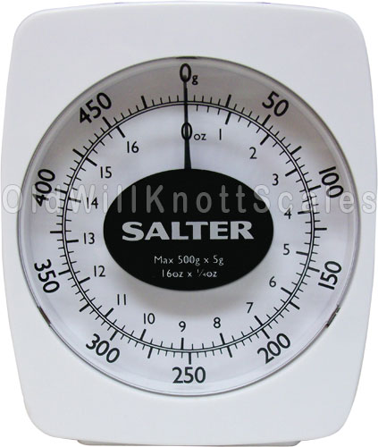 Salter - 021 - Close Up Of the Dial