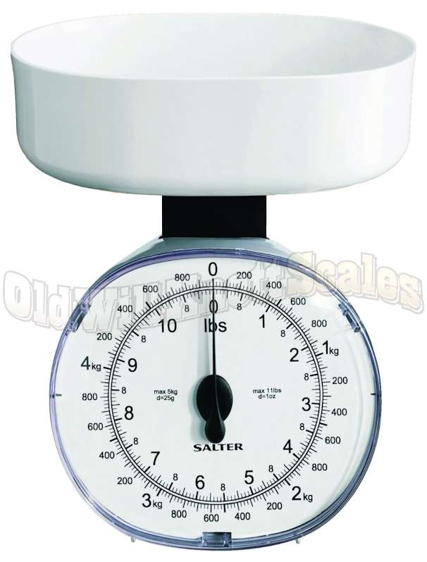 Salter 125 Retro Food Scale