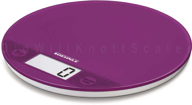 Soehnle 66175 - Flip Purple