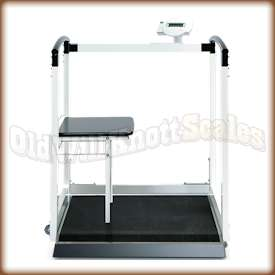 Seca 684 High Capacity Bariatic Scale - View From Front
