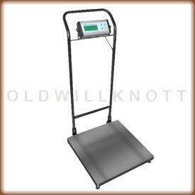 Adam CPWplus 150W Industrial Floor Scale