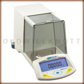 The Adam Equipment PW 184 analytical balance