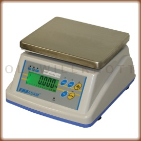 Adam Equipment WBW 15aM KG NTEP Approved Washdown Scale