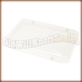 A&D - 07:3004753 Clear Plastic In-Use Cover