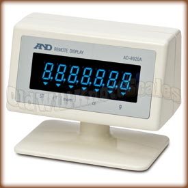 A&D - AD-8920A Auxiliary Display